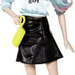 Import Barbie doll Barbie Fashionistas Party Glam Doll 4
