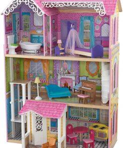 KidKraft-Sweet-Pretty-Dollhouse-Toy