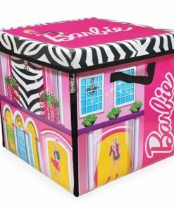 Neat-Oh! Barbie ZipBin 40 Doll Dream House Toy Box & Playmat