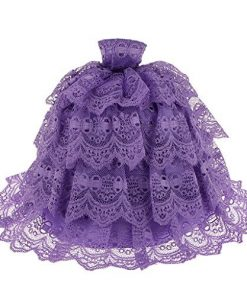 purple-wedding-lace-dress-for-Barbie-dolls