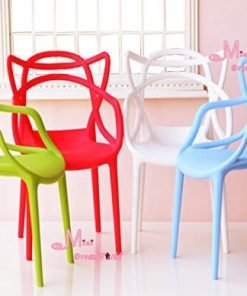 16 Dollhouse Miniature Art chair Armchair Wholesale 4PCS For Barbie BJD