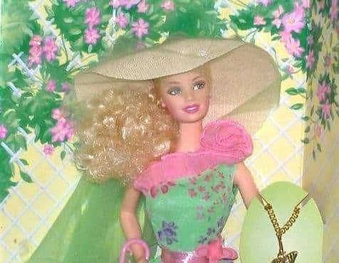 Barbie-Barbie-Simply-Charming-Special-Edition-imported-goods