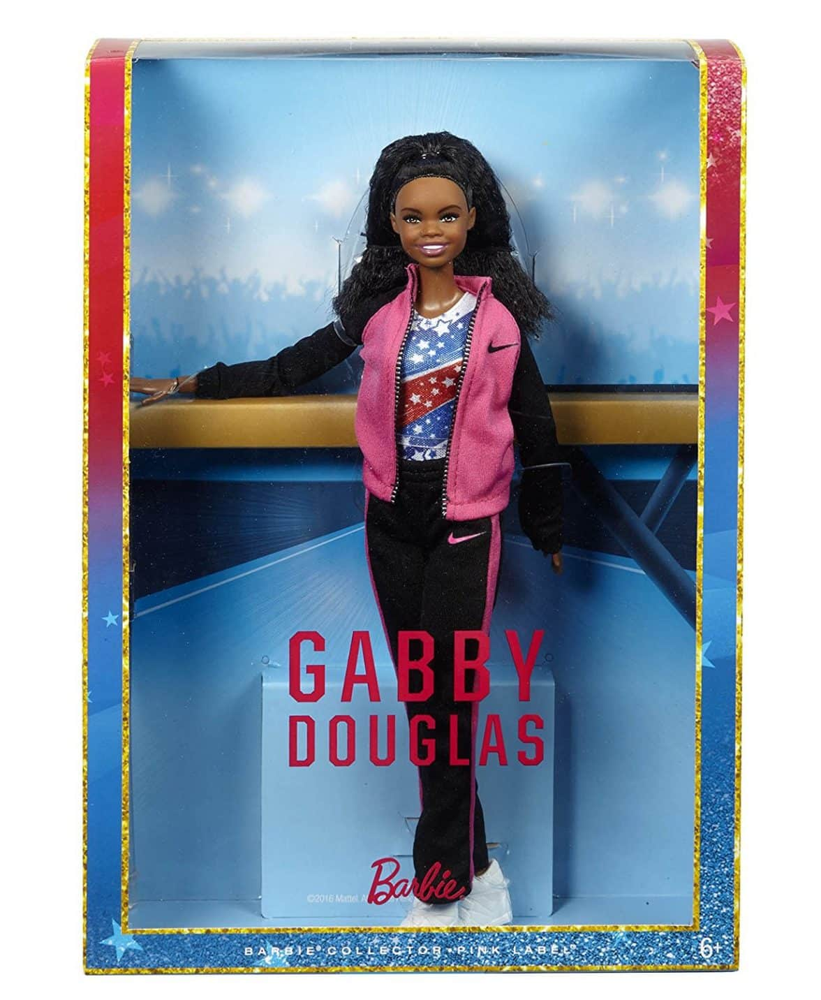barbie collector gabby douglas doll barbie collectibles