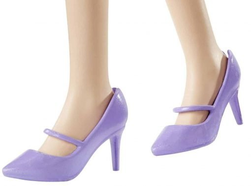 Barbie Fashionistas 53 Lovely in Lilac Doll