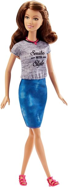 Barbie Fashionistas Doll 15 Smile With Style - Original