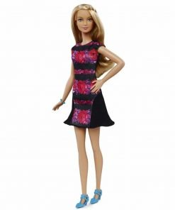 Barbie Fashionistas Doll 28 Floral Flair - Tall