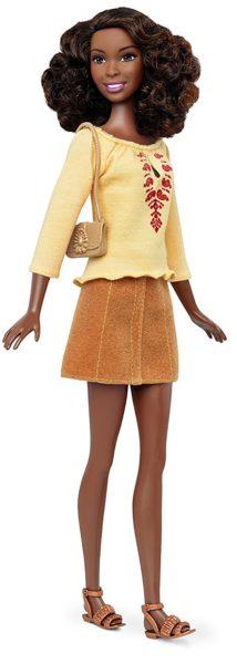Barbie Fashionistas Doll & Fashions Boho Fringe, Tall