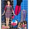 Barbie Fashionistas Doll & Fashions Chic With A Wink