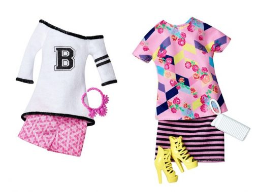 Barbie Fashionistas Doll & Fashions Fabulous