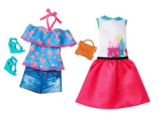 Barbie Fashionistas Doll & Fashions Lacey Blue, Tall Blonde