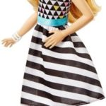 Barbie Girls Fashionistas 46 Black & White Stripes Doll