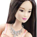 Barbie Glitz Doll, Coral Dress