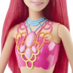 Barbie Mermaid Doll, Rainbow Fashion