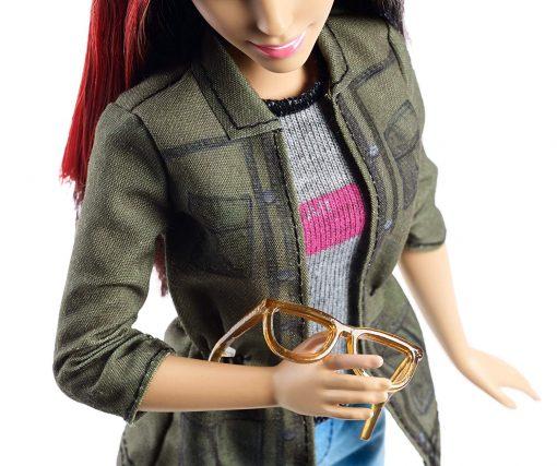 Barbie Careers Game Developer Doll 4