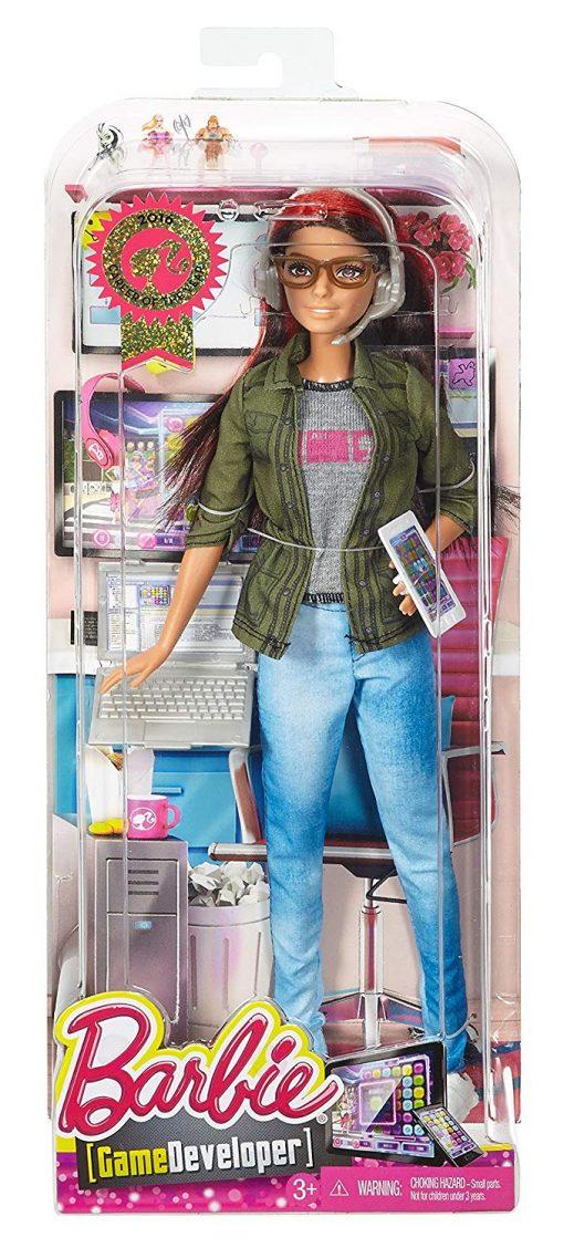 Barbie Careers Game Developer Doll 6