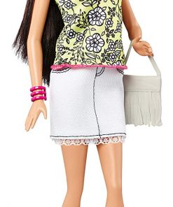 Barbie Fashionistas Doll Flower Fun, #5 2