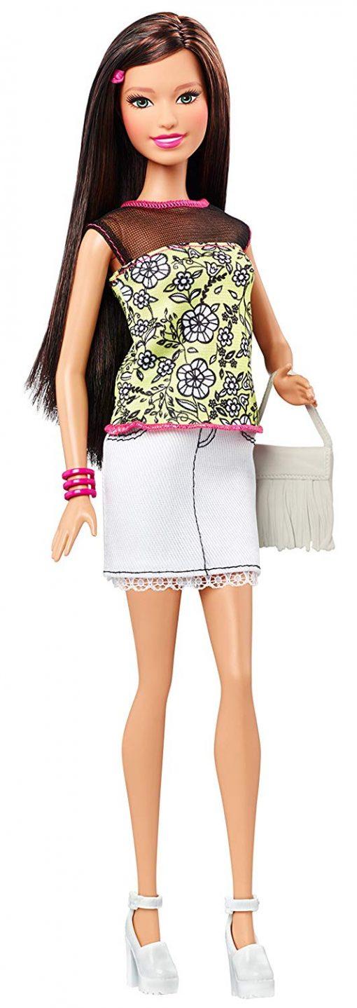 Barbie Fashionistas Doll Flower Fun, #5 2