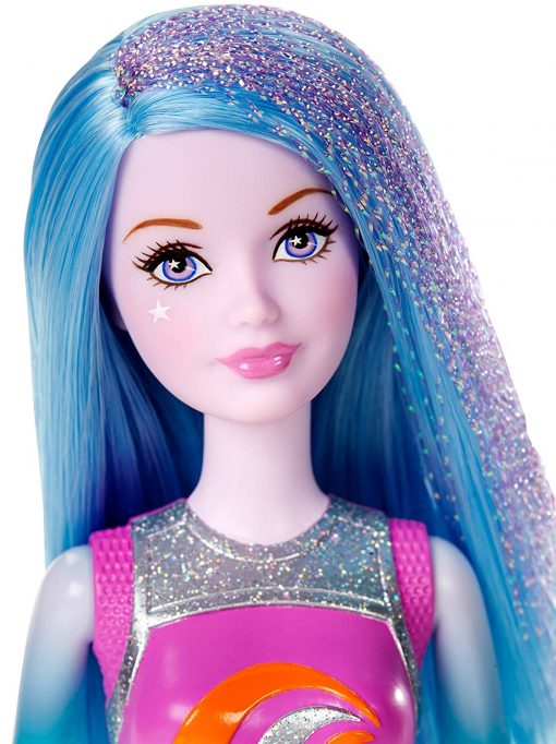 Barbie Star Light Adventure CoStar Doll, Blue 2