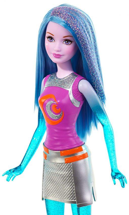 Barbie Star Light Adventure CoStar Doll, Blue 3