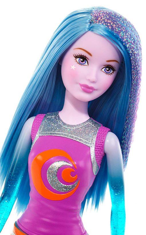 Barbie Star Light Adventure CoStar Doll, Blue 4