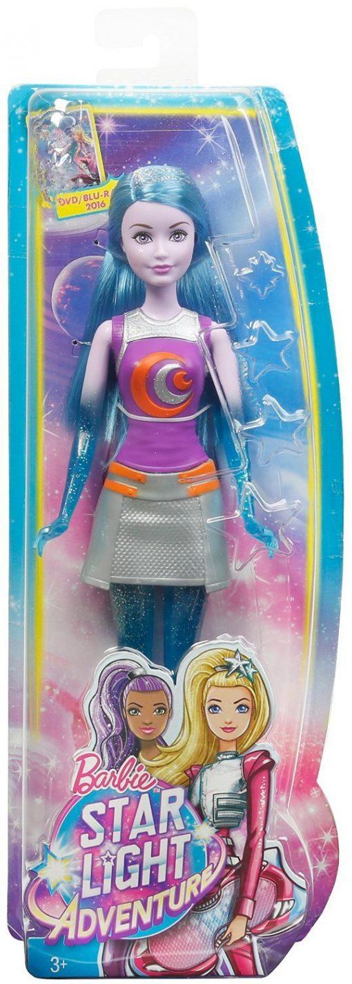 Barbie Star Light Adventure CoStar Doll, Blue 5