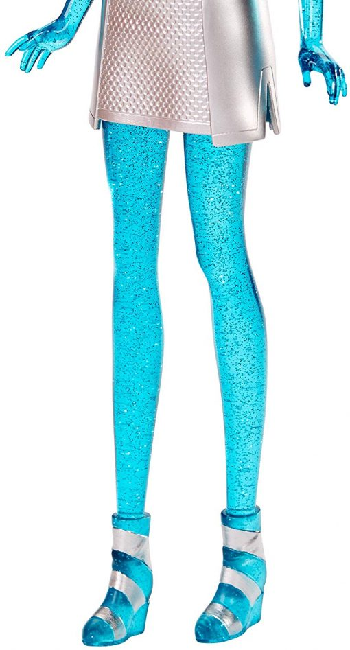 Barbie Star Light Adventure CoStar Doll, Blue 6