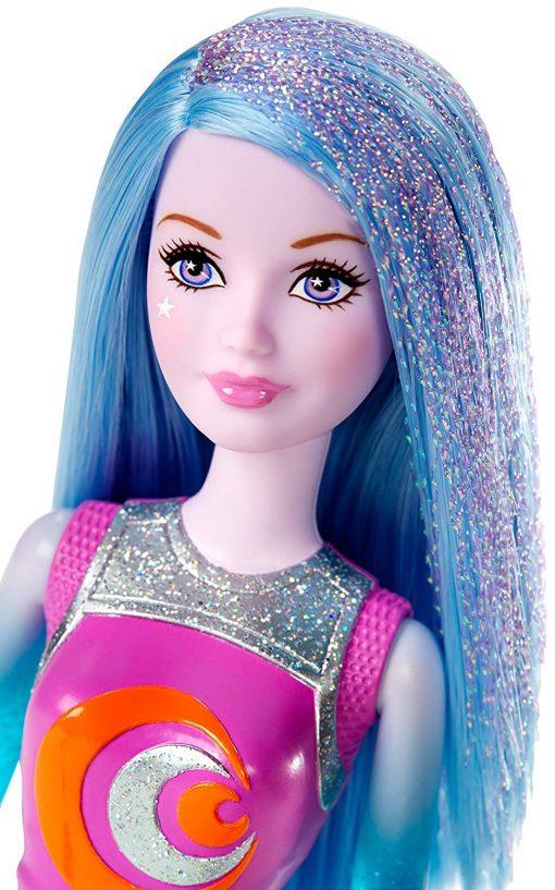 Barbie Star Light Adventure CoStar Doll, Blue 9