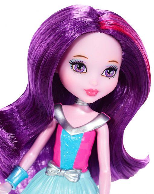 Barbie Star Light Adventure Junior-Sized Doll, Purple 2