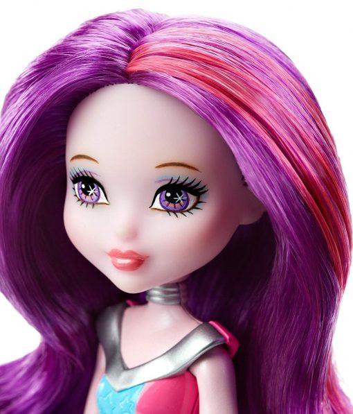 Barbie Star Light Adventure Junior-Sized Doll, Purple 3