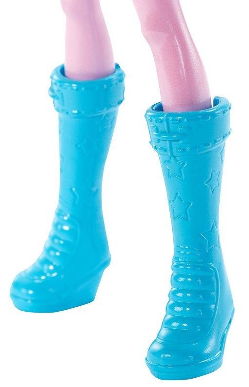 Barbie Star Light Adventure Junior-Sized Doll, Purple 4