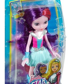 Barbie Star Light Adventure Junior-Sized Doll, Purple 6