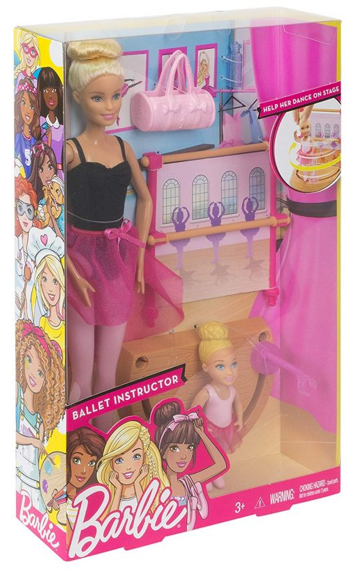 Barbie Ballet Instructor [Amazon Exclusive] 5