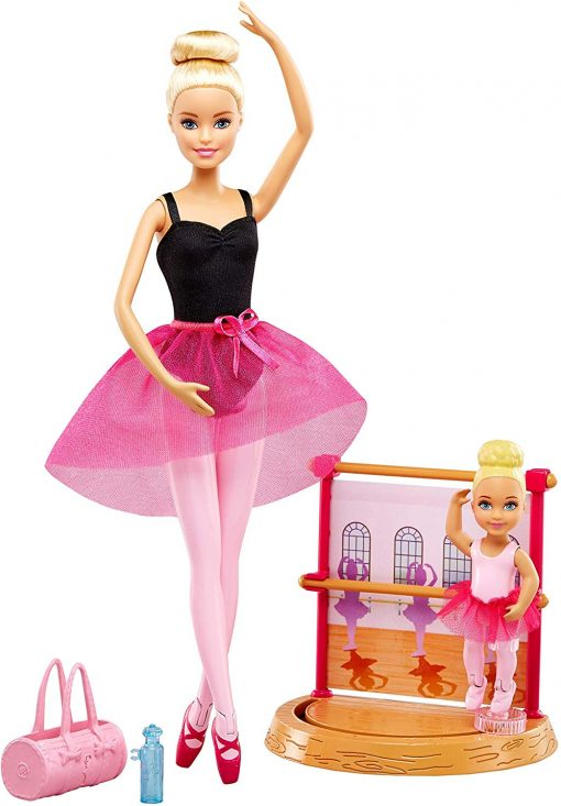 Barbie Ballet Instructor [Amazon Exclusive]