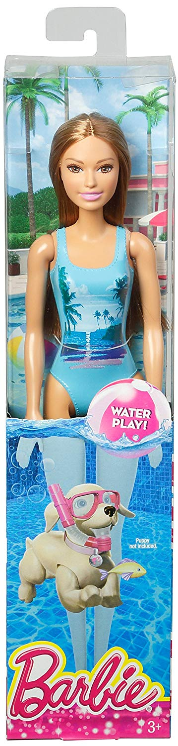Barbie Beach Summer Doll 5