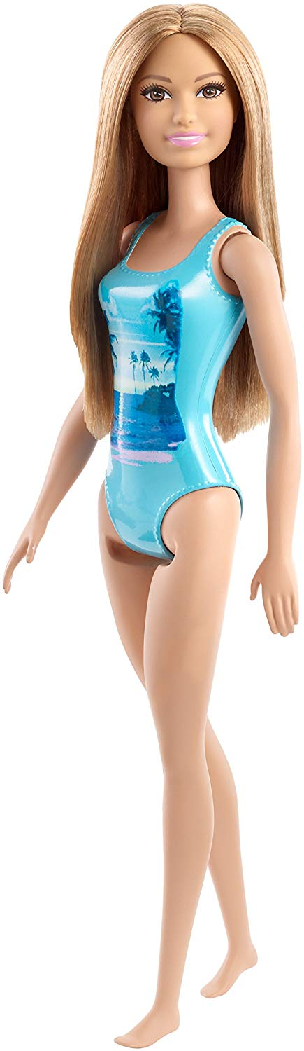 Barbie Beach Summer Doll