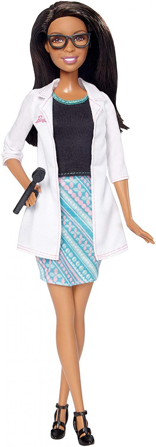 Barbie Careers Eye Doctor Doll 4