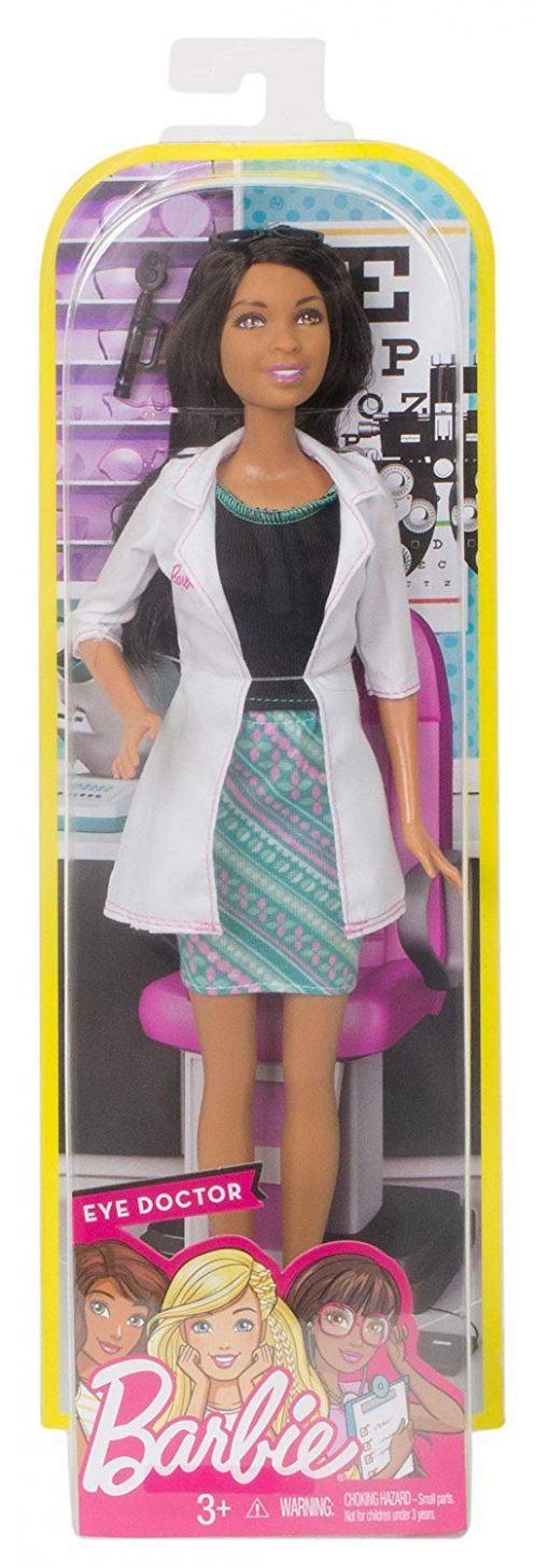 Barbie Careers Eye Doctor Doll 5