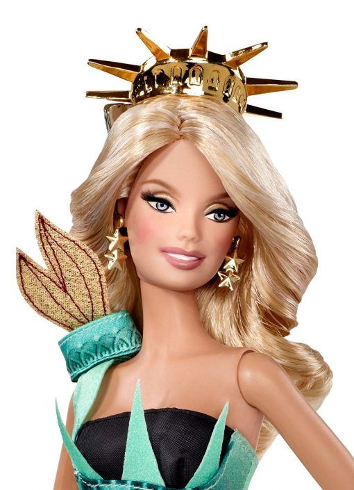 Barbie Collector - Dolls of the World - Statue of Liberty - Barbie Puppe 2