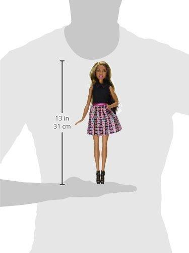 Barbie Mix 'N Color Barbie Doll Brunette 12