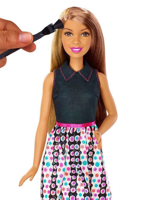 Barbie Mix 'N Color Barbie Doll Brunette 2