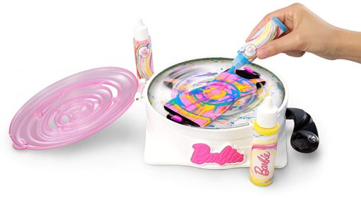 Barbie Spin Art Designer with Doll Blonde 4