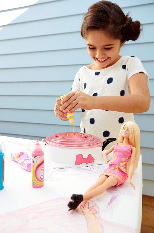 Barbie Spin Art Designer with Doll Blonde 9
