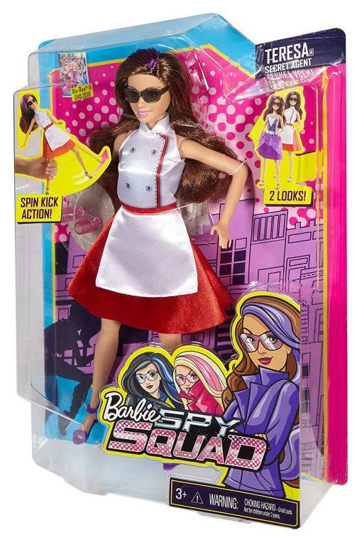 Barbie Spy Squad Teresa Secret Agent Doll 6