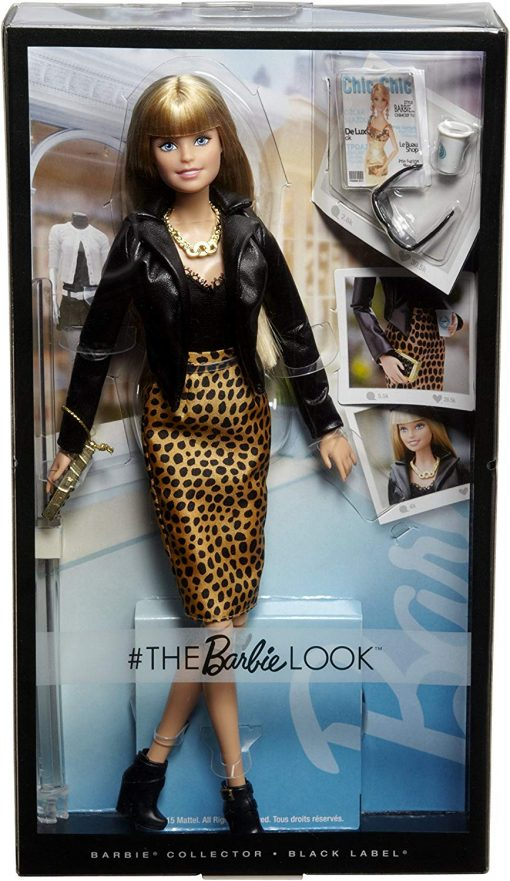 Barbie The Look Doll, Blonde 6