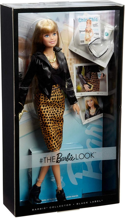 Barbie The Look Doll, Blonde 7