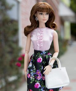 Barbie The Look Doll Brunette 5