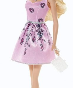 Fashionista Barbie Doll, Light Pink Dress 2