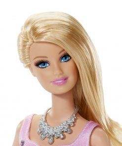 Fashionista Barbie Doll, Light Pink Dress 3
