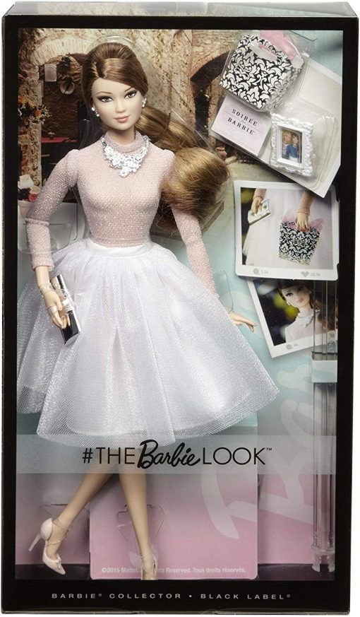 The Barbie Look Barbie Glam Party Doll 6