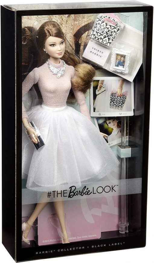 The Barbie Look Barbie Glam Party Doll 7